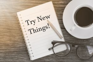 Try New Things! | Online Therapy Services | Montrose, CO 81401